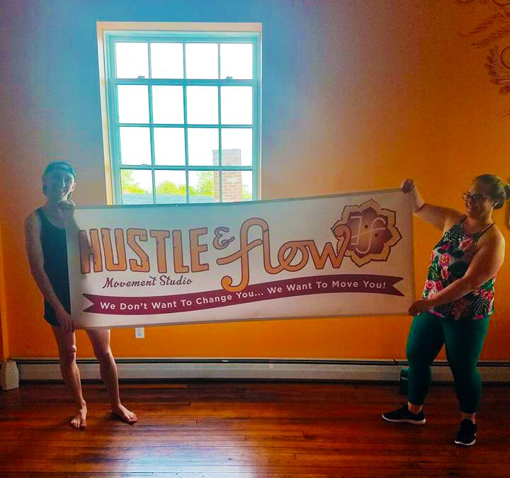 We Don't Want To Change You, We Want To MOVE You! Happy Pride from Hustle and Flow!